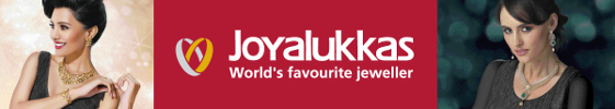 Joy Alukkas - World's Favourite Jeweller